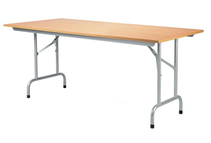 RICO összecsukható lábú asztal - összecsukható, könnyű, gyors, bükk, konferencia asztal